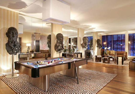 modern game room 5