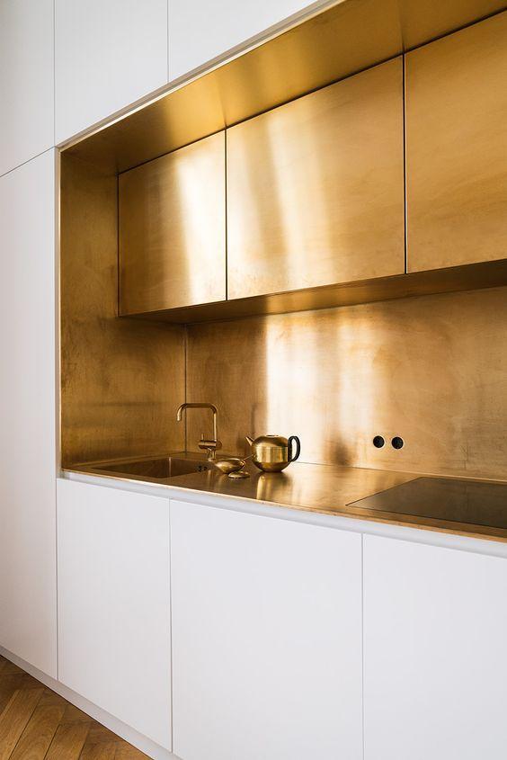 metallic paneling 3