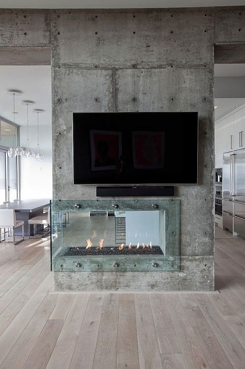 modern fireplace 4