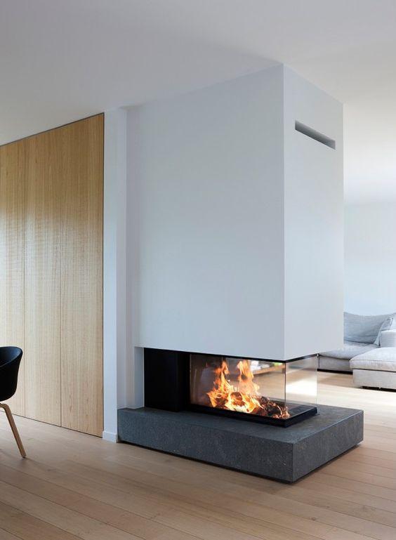 modern fireplace 5